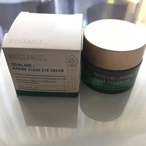 Biossance Squalane Marine Eye Cream- Brand New